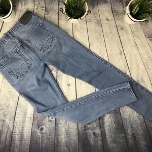 PacSun | Men's Stacked Skinny Jeans | 28x32
